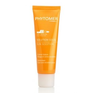 Solution Soleil Creme Solaire SPF30 - Face and sensitive areas
